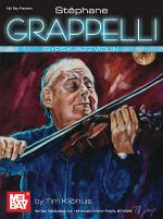 Stephane Grappelli - Gypsy Jazz Violin Book/CD Set Sheet Music