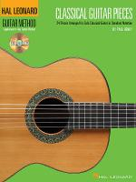 Classical Guitar Pieces Sheet Music