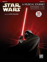 Star Wars I-VI Instrumental Solos - French Horn Sheet Music