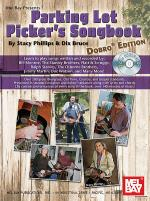 Parking Lot Picker's Songbook - Dobro Edition Book/2-CD Set Sheet Music