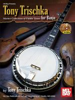 Tony Trischka Master Collection of Fiddle Tunes for Banjo Book/2-CD Set Sheet Music