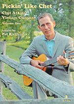 Pickin' Like Chet: Chet Atkins Vintage Classics, Vol. 1, 2-DVD Set Sheet Music