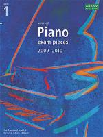 Selected Piano Exam Pieces Grade 1 2009-2010 Sheet Music