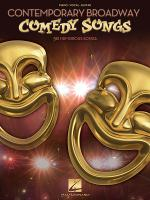 Contemporary Broadway Comedy Songs Sheet Music