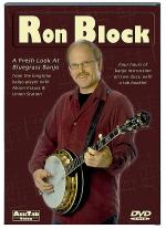 Ron Block: A Fresh Look At Bluegrass Banjo DVD Sheet Music