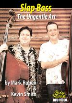 Slap Bass - The Ungentle Art DVD Sheet Music