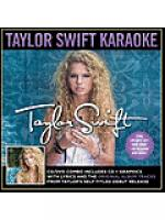 Taylor Swift Karaoke (Karaoke CDG/DVD) Sheet Music