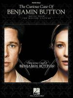 The Curious Case of Benjamin Button Sheet Music
