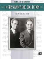 The Gershwin Song Collection (1918-1930) Sheet Music