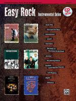 Easy Rock Instrumental Solos for Strings, Level 1 Sheet Music