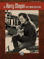 The Harry Chapin Sheet Music Collection Sheet Music