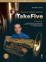 Pacific Coast Horns, vol. 1: Take Five Sheet Music
