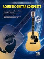 Ultimate Beginner -- Acoustic Guitar Complete Sheet Music