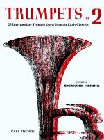 Trumpets for 2 Sheet Music