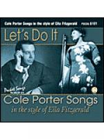 Let's Do It - Cole Porter Songs In the Style of Ella Fitzgerald (Karaoke CDG) Sheet Music