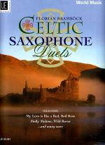 Celtic Saxophone Duets Sheet Music