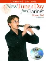 A New Tune A Day: Clarinet - Books 1 And 2 Sheet Music