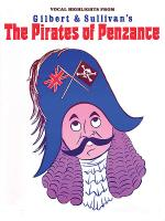 Gilbert & Sullivan's The Pirates of Penzance Sheet Music
