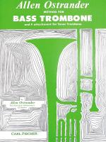 Method for Bass Trombone Sheet Music