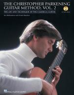 The Christopher Parkening Guitar Method - Volume 2 Sheet Music