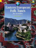 Eastern European Folk Tunes for Accordion Sheet Music