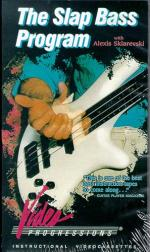 The Slap Bass Program With Alexis Slarevski Sheet Music