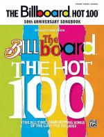 Billboard Magazine Hot 100 50th Anniversary Songbook Sheet Music