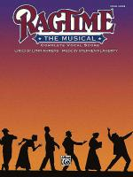 Ragtime the Musical (Vocal Score) (Complete) Sheet Music