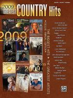 2009 Greatest Country Hits Sheet Music
