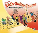 Kid's Guitar Course Music Writing Book Sheet Music