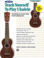 Alfred's Teach Yourself to Play Ukulele, C-Tuning Sheet Music