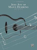 Jesu, Joy of Man's Desiring - Guitar Tablature Sheet Music