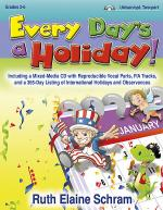 Every Day's a Holiday! Sheet Music