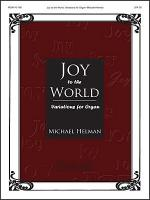 Joy to the World/Variations Sheet Music