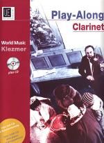 Klezmer - Play Along Clarinet Sheet Music