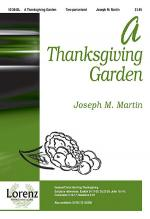 A Thanksgiving Garden Sheet Music