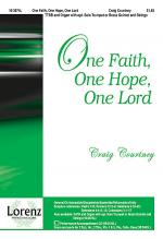 One Faith, One Hope, One Lord Sheet Music