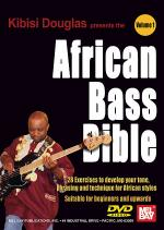 African Bass Bible, Volume 1 DVD Sheet Music