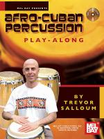 Afro-Cuban Percussion Play-Along Chart/CD Set Sheet Music