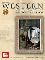 Western Swing Lead Guitar Styles Book/CD Set Sheet Music