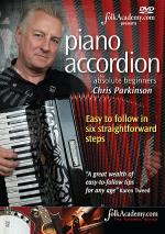Piano Accordion for Absolute Beginners DVD Sheet Music
