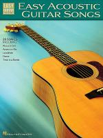 Easy Acoustic Guitar Songs Sheet Music