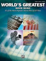 World's Greatest Movie Music Sheet Music
