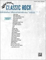 Value Songbooks -- Classic Rock Sheet Music