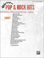 Value Songbooks -- Pop & Rock Hits Sheet Music