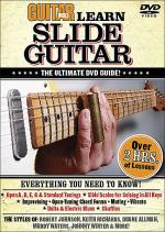 Guitar World -- Learn Slide Guitar Sheet Music