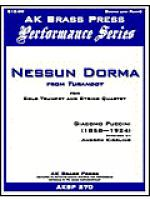 Nessun Dorma from Turandot Sheet Music