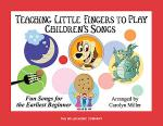 Teaching Little Fingers to Play Children's Songs Sheet Music