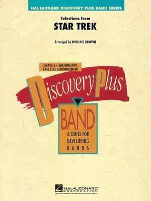 Selections from Star Trek - Bb Trumpet 1 Sheet Music