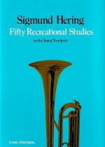 50 Recreational Studies for the Young Trumpeter Sheet Music
